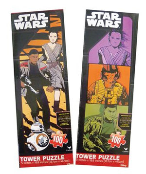 Star Wars 100 Piece Tower Puzzle - Sweets and Geeks