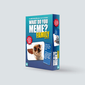 What do you Meme? Family Edition - Sweets and Geeks