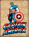 Captain America Retro Panels - Sweets and Geeks