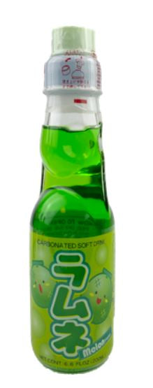 AFG Melon Ramune 200ml - Sweets and Geeks