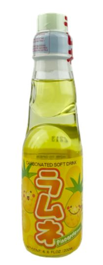 AFG Pineapple Ramune 200ml - Sweets and Geeks