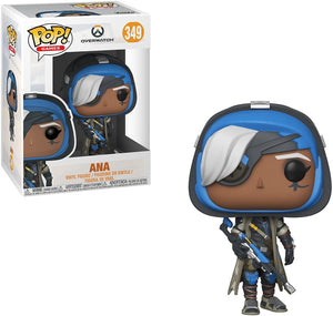 Funko Pop Games: Overwatch - Ana #349 - Sweets and Geeks