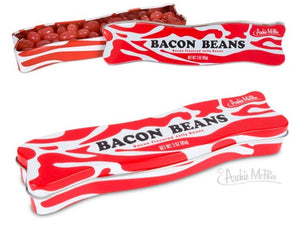 Bacon Beans Tin 3.0 OZ - Sweets and Geeks