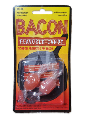 Bacon Flavored Candy - Sweets and Geeks