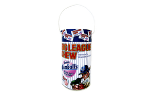 Big League Chew Paint Can - Sweets and Geeks