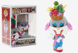 Funko Pop Animation: Looney Toons 80th Bugs Bunny - Bugs Bunny in Fruit Hat #840 (Item #49161) - Sweets and Geeks