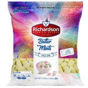 Richardson Butter Mints, 2.75 LB - Sweets and Geeks