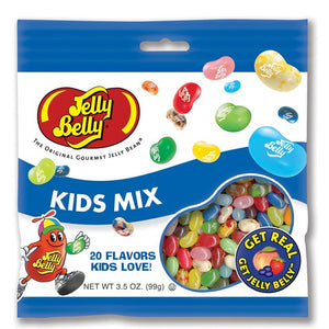 Kids Mix Jelly Beans 3.5 oz Grab & Go® Bag - Sweets and Geeks