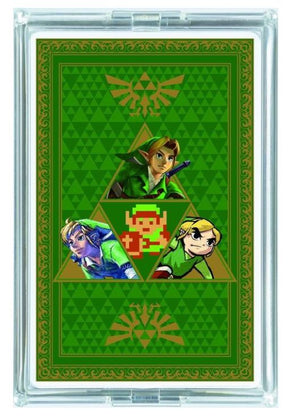Nintendo The Legend of Zelda Playing Cards (From Japan) - Sweets and Geeks
