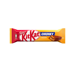 Kit Kat Chunky Caramel Wafer Bar-52 g - Sweets and Geeks