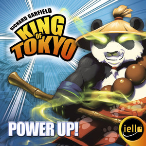 King of Tokyo - Power Up! - Sweets and Geeks