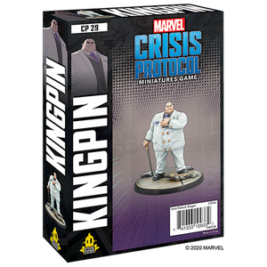 Marvel Crisis Protocol: Kingpin - Sweets and Geeks