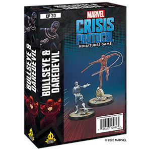 Marvel Crisis Protocol: Bullseye and Daredevil - Sweets and Geeks