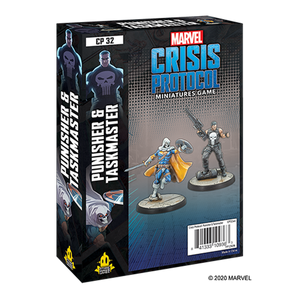 Marvel Crisis Protocol: Punisher and Taskmaster - Sweets and Geeks