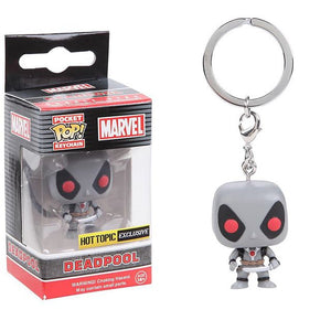 Funko Pocket Pop Keychain: Marvel - Deadpool (X-Force) Hot Topic Exclusive - Sweets and Geeks