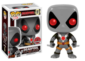 Funko Pop Marvel: Deadpool - Deadpool (Movie) (Two-Swords) (X-Force) Gamestop Exclusive #111 - Sweets and Geeks