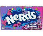 NERDS GRAPE & STRAWBERRY THEATER BOX - Sweets and Geeks