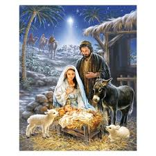 Savior is Born Puzzle 1000pc - Sweets and Geeks
