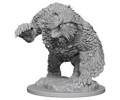 D&D Nolzur's Marvelous Unpainted Minis: W5 Owlbear - Sweets and Geeks