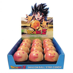 Dragon Ball DBZ Star Candy - Sweets and Geeks