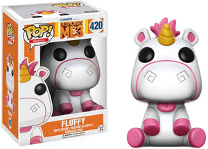 Funko POP Movies: Despicable Me 3 - Fluffy #420 - Sweets and Geeks