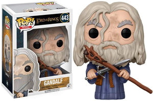Funko Pop! Movies: The Lord of The Rings - Gandalf #443 - Sweets and Geeks