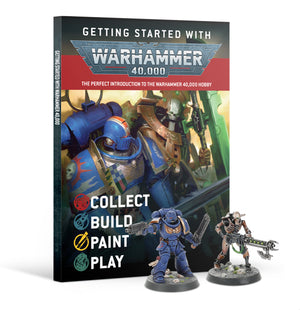 GETTING STARTED WITH WARHAMMER 40K (ENG) - Sweets and Geeks