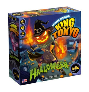 King of Tokyo: Halloween (2013 Edition) - Sweets and Geeks