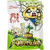 AGGRETSUKO Roasted Wasabi Coated Green Peas 110g - Sweets and Geeks