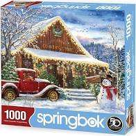 Springbok: Lazy Creek Country Store 1000pc - Sweets and Geeks