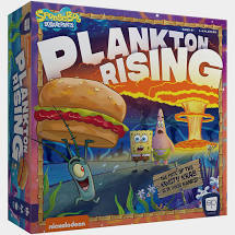 Rising: SpongeBob Plankton - Sweets and Geeks