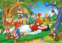 Snow White 160 Piece Puzzle - Sweets and Geeks