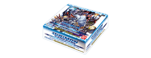 (LIMIT 1) Digimon Card Game English TCG V1.0 Booster Box - Sweets and Geeks
