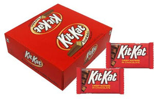 Kit Kat Candy Bar 1.5 oz - Sweets and Geeks
