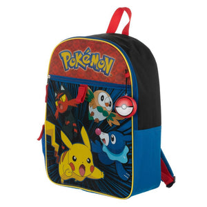 Pokemon 5 PC Backpack Set - Sweets and Geeks