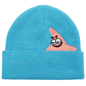 Spongebob Patrick Peek-a-Boo Beanie - Sweets and Geeks