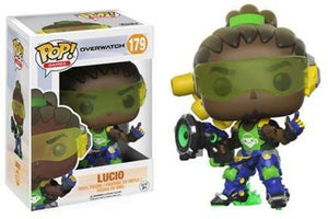 Funko Pop! Games: Overwatch - Lucio #179 - Sweets and Geeks
