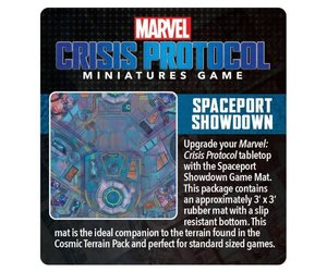Marvel Crisis Protocol: Spaceport Showdown - Sweets and Geeks