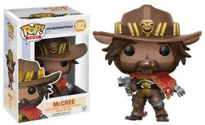 Funko POP! Games: Overwatch - McCree #182 - Sweets and Geeks