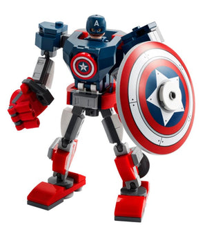 Marvel Captain America Mech Armor - Sweets and Geeks