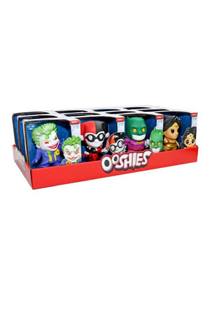 Ooshies DC 4 Inch Figures - Sweets and Geeks