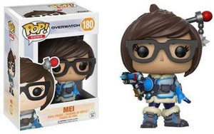 Funko POP! Games: Overwatch - Mei #180 - Sweets and Geeks