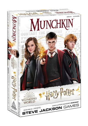 MUNCHKIN®Harry Potter™ - Sweets and Geeks