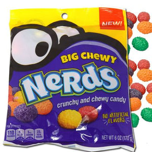 Nerds Big Chewy Regular 6oz - Sweets and Geeks