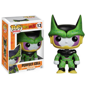 Funko POP Animation: Dragon Ball Z - Perfect Cell #13 (Item #3992) - Sweets and Geeks