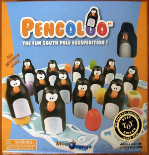 Rental Game: Pengoloo - Sweets and Geeks