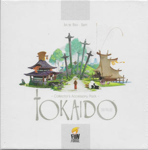 Tokaido:  Collector's Accessory - Sweets and Geeks