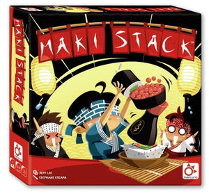 Maki Stack - Sweets and Geeks