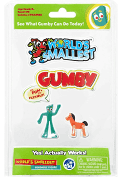 World's Smallest Gumby and Pokey - Sweets and Geeks