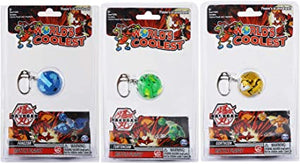 World's Coolest Bakugan Keychain - Sweets and Geeks